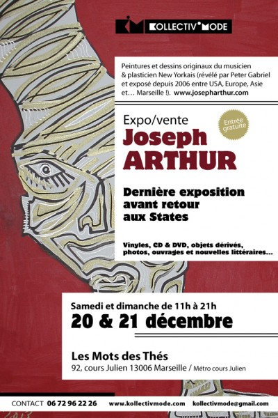 flyer 20-21 decembre Expo Joe